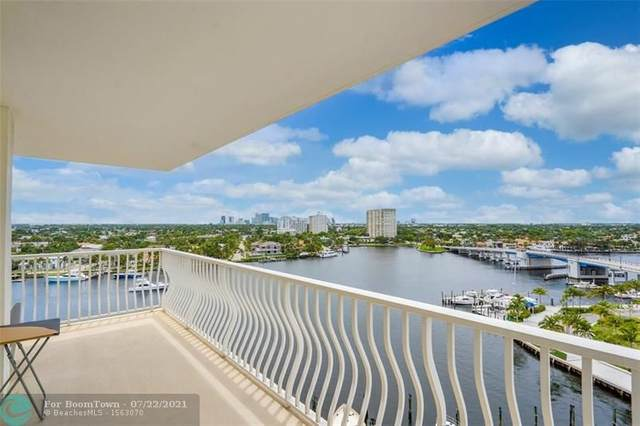 1 Las Olas Cir #1102, Fort Lauderdale, FL 33316 (MLS #F10291159) :: The Howland Group