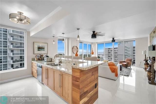 2831 N Ocean Blvd 903N, Fort Lauderdale, FL 33308 (#F10291170) :: DO Homes Group