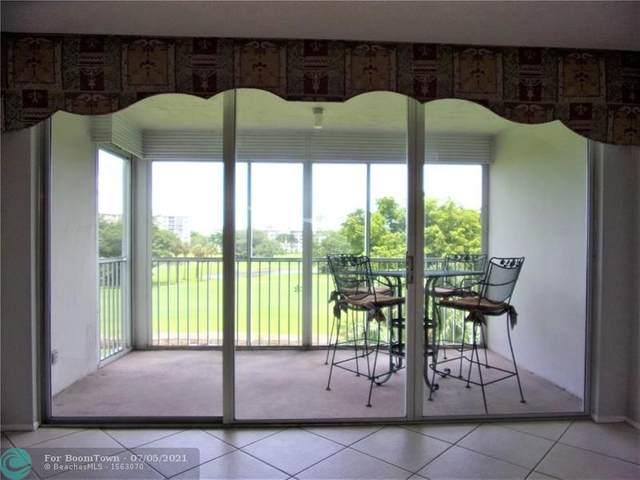 2851 S Palm Aire Dr #402, Pompano Beach, FL 33069 (#F10291192) :: Michael Kaufman Real Estate