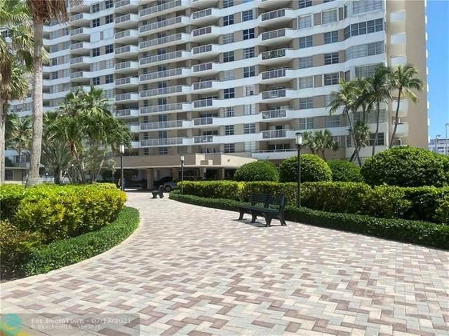 1965 S Ocean Dr Le, Hallandale Beach, FL 33009 (#F10291573) :: Treasure Property Group