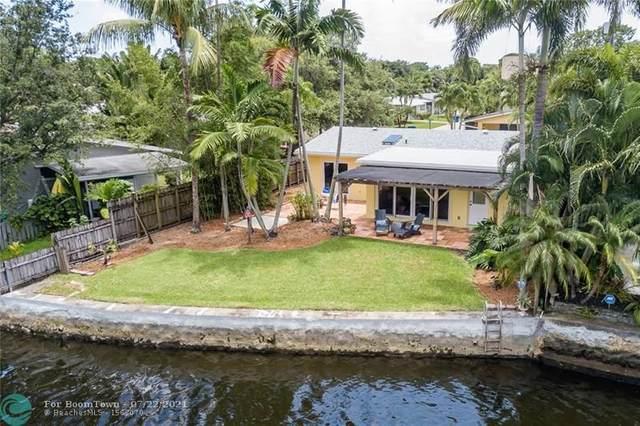 917 NE 29th Dr, Wilton Manors, FL 33334 (MLS #F10291685) :: Castelli Real Estate Services