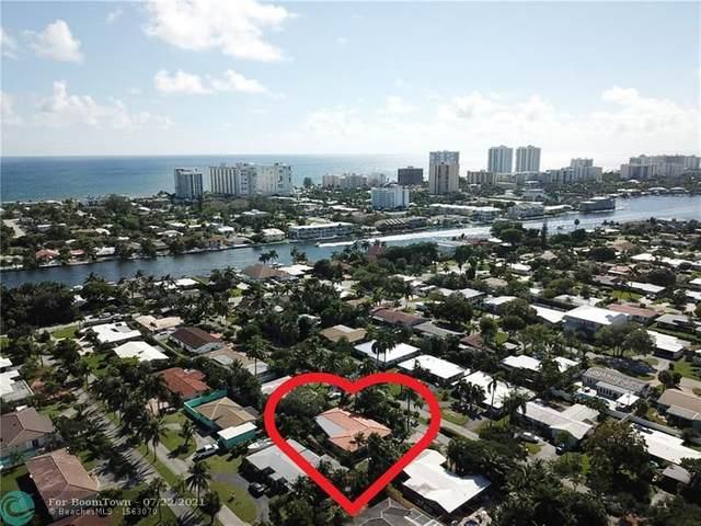 2685 SE 4th St, Pompano Beach, FL 33062 (MLS #F10291921) :: Berkshire Hathaway HomeServices EWM Realty