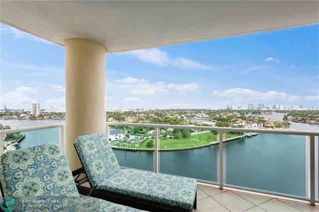 3055 Harbor Dr #1402, Fort Lauderdale, FL 33316 (MLS #F10292129) :: Green Realty Properties