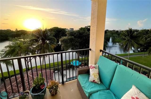 2105 Lavers Cir #404, Delray Beach, FL 33444 (#F10292338) :: Michael Kaufman Real Estate