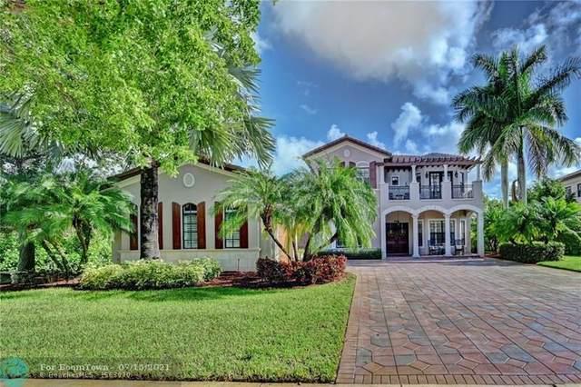 10351 Majestic Trl, Parkland, FL 33076 (MLS #F10292343) :: The Howland Group