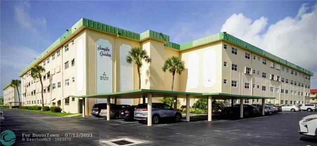 808 SE 7th St 106-B, Deerfield Beach, FL 33441 (#F10292383) :: Dalton Wade