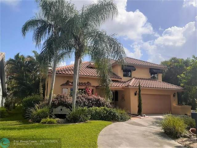 6285 NW 52nd St, Coral Springs, FL 33067 (MLS #F10292461) :: Berkshire Hathaway HomeServices EWM Realty