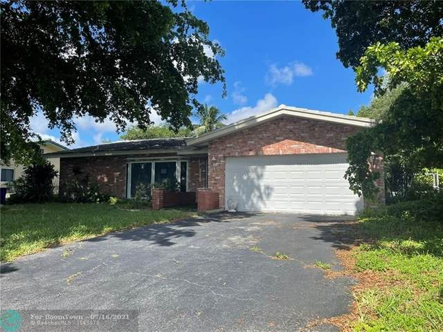 6801 NW 32nd Ave, Fort Lauderdale, FL 33309 (#F10292673) :: Treasure Property Group
