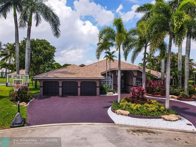 5055 NW 102nd Dr, Coral Springs, FL 33076 (#F10292716) :: Ryan Jennings Group