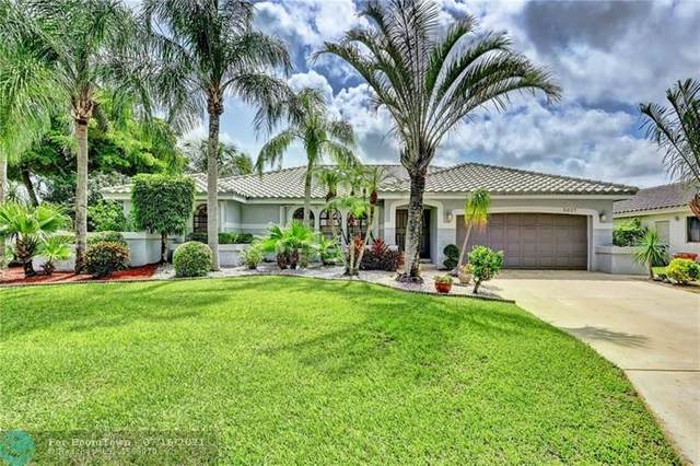 5621 NW 62nd Ave, Coral Springs, FL 33067 (MLS #F10292949) :: Berkshire Hathaway HomeServices EWM Realty