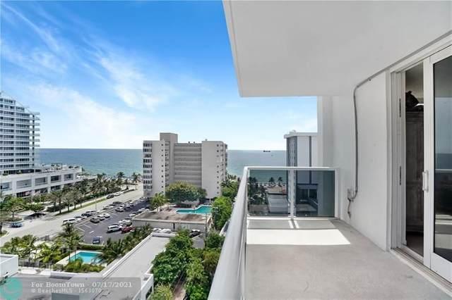 336 N Birch Rd 11E, Fort Lauderdale, FL 33304 (#F10292975) :: DO Homes Group