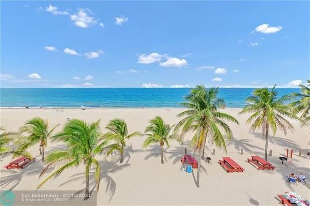 111 Briny Ave Ph3, Pompano Beach, FL 33062 (#F10293013) :: The Power of 2 | Century 21 Tenace Realty