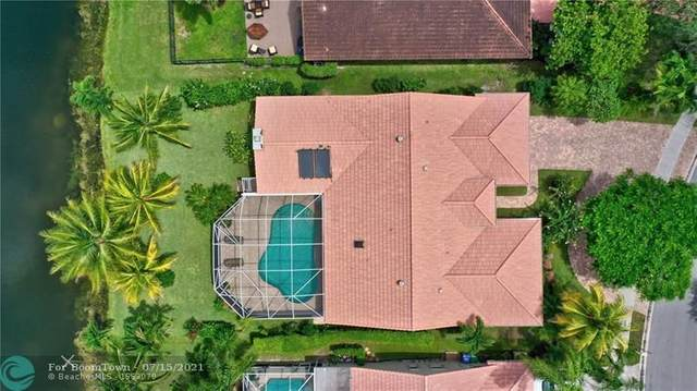 5088 NW 100th Ter, Coral Springs, FL 33076 (#F10293015) :: Ryan Jennings Group