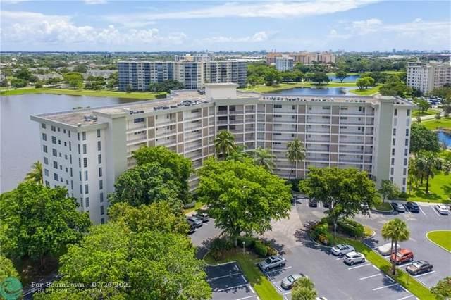 3051 N Course Dr #906, Pompano Beach, FL 33069 (#F10293357) :: Treasure Property Group