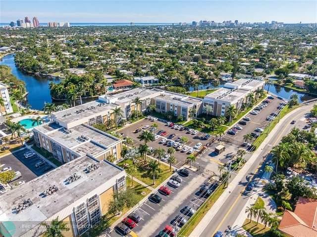 2970 NE 16th Ave #413, Oakland Park, FL 33334 (#F10293362) :: Baron Real Estate