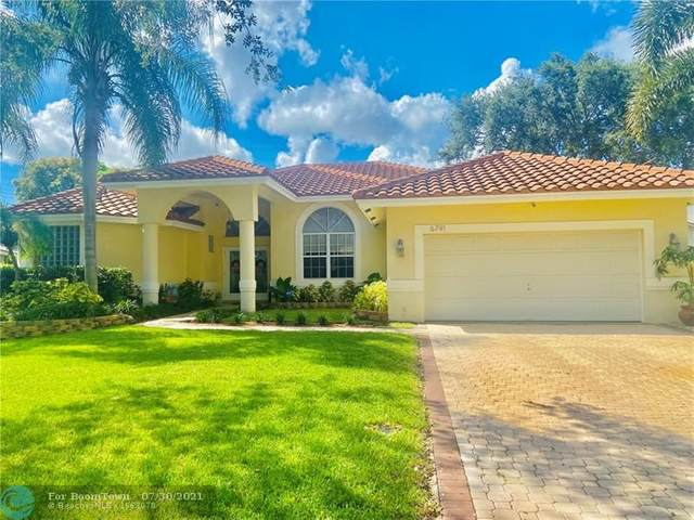 6791 NW 44th St, Coral Springs, FL 33067 (MLS #F10293375) :: Berkshire Hathaway HomeServices EWM Realty