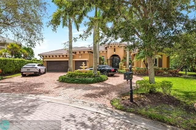 6375 NW 120th Dr, Coral Springs, FL 33076 (#F10293395) :: Dalton Wade