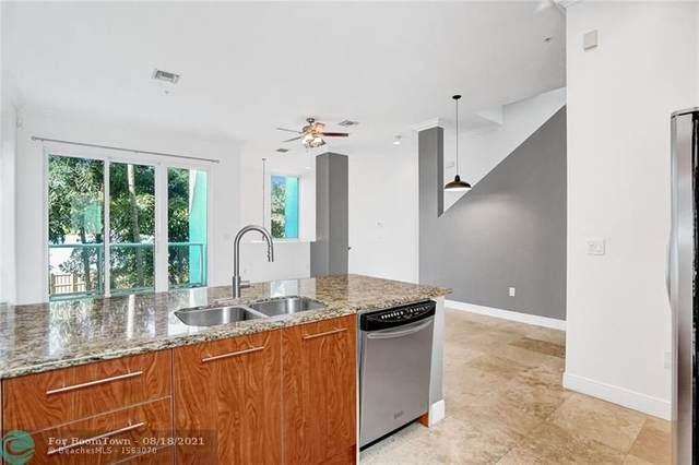 791 NE 4th Ave #3, Fort Lauderdale, FL 33304 (MLS #F10293516) :: Castelli Real Estate Services