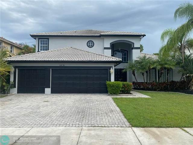 10826 NW 56TH CT, Coral Springs, FL 33076 (#F10293677) :: Michael Kaufman Real Estate