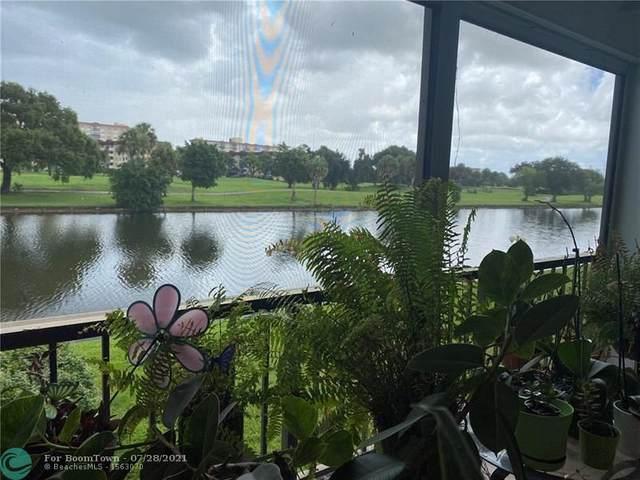 3740 Inverrary Dr 2H, Lauderhill, FL 33319 (#F10293840) :: Baron Real Estate
