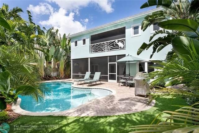 516 NE 12th Ave, Fort Lauderdale, FL 33301 (#F10294022) :: The Rizzuto Woodman Team