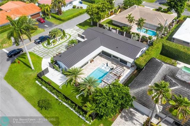 4010 NE 28th Ave, Fort Lauderdale, FL 33308 (MLS #F10294058) :: Berkshire Hathaway HomeServices EWM Realty