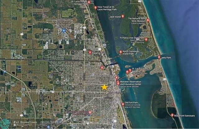 1117 Avenue D, Fort Pierce, FL 34950 (#F10294123) :: Heather Towe   Keller Williams Jupiter