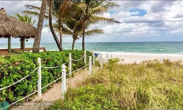 1439 S Ocean Blvd #202, Lauderdale By The Sea, FL 33062 (MLS #F10294208) :: Berkshire Hathaway HomeServices EWM Realty