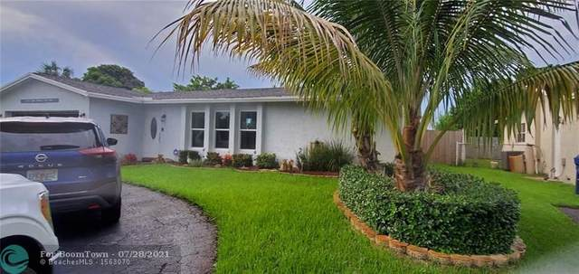 7801 NW 46th St, Lauderhill, FL 33351 (MLS #F10294317) :: The Jack Coden Group