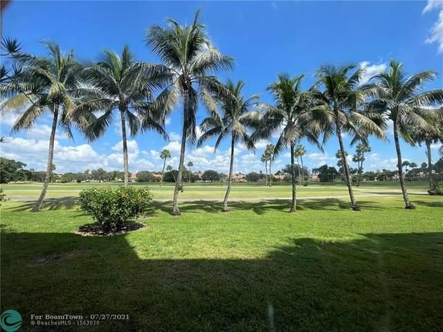3970 Oaks Clubhouse Dr #105, Pompano Beach, FL 33069 (#F10294424) :: Michael Kaufman Real Estate