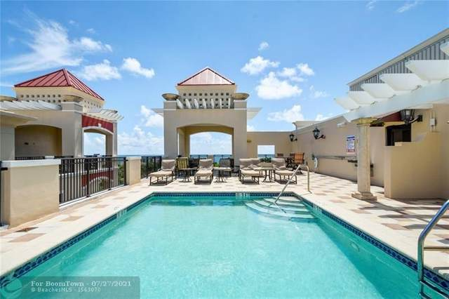 2501 N Ocean Blvd #550, Fort Lauderdale, FL 33305 (#F10294456) :: DO Homes Group