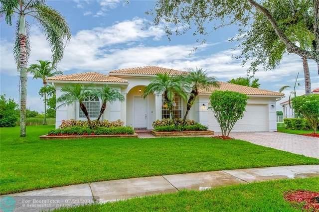 16796 NW 8th St, Pembroke Pines, FL 33028 (MLS #F10294555) :: Green Realty Properties