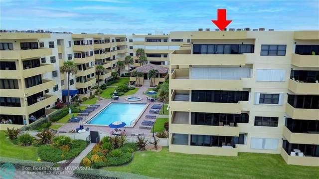 330 SE 20 Ave #523, Deerfield Beach, FL 33441 (#F10294632) :: Baron Real Estate