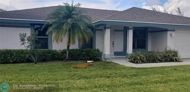 11511 Turnstone Dr, Wellington, FL 33414 (#F10294641) :: Treasure Property Group