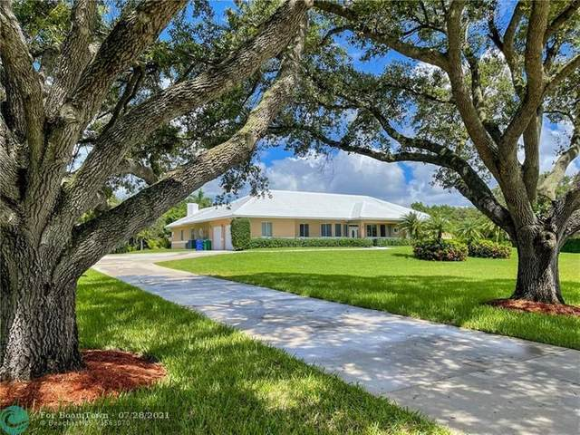 7101 Holatee Trail, Southwest Ranches, FL 33330 (MLS #F10294649) :: The Howland Group