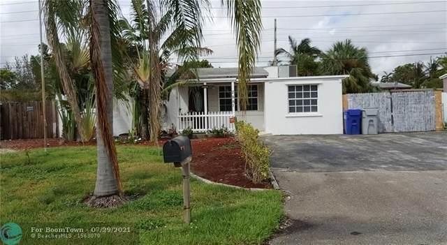 2881 NE 12th Ter, Pompano Beach, FL 33064 (#F10294676) :: Dalton Wade