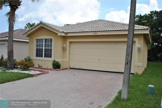 5251 NW 116th Ave, Coral Springs, FL 33076 (#F10294901) :: Ryan Jennings Group