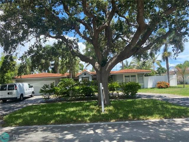 2631 NE 49th St, Lighthouse Point, FL 33064 (#F10295292) :: Baron Real Estate