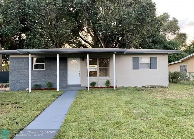 2390 SW 68th Ave, Miramar, FL 33023 (MLS #F10295516) :: Green Realty Properties