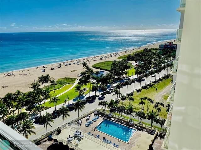 111 N Pompano Beach Blvd #1704, Pompano Beach, FL 33062 (#F10295671) :: Treasure Property Group