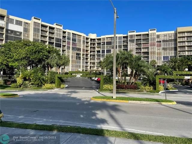 600 S Parkview #1027, Hallandale Beach, FL 33009 (#F10295852) :: Heather Towe | Keller Williams Jupiter