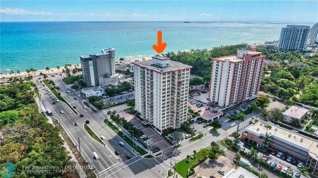 3000 E Sunrise 3-A, Fort Lauderdale, FL 33304 (#F10295868) :: The Power of 2 | Century 21 Tenace Realty