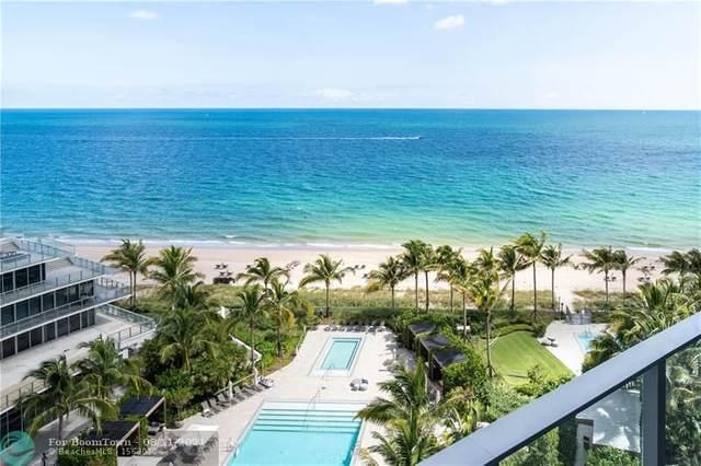 2200 N Ocean Blvd S905, Fort Lauderdale, FL 33305 (MLS #F10296147) :: The DJ & Lindsey Team