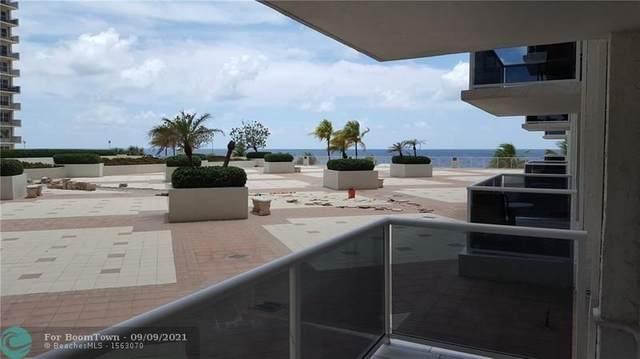 3500 Galt Ocean Dr #114, Fort Lauderdale, FL 33308 (#F10296169) :: The Power of 2 | Century 21 Tenace Realty