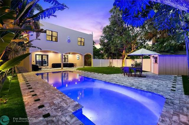 824 SE 6th Ct, Fort Lauderdale, FL 33301 (MLS #F10296214) :: Castelli Real Estate Services