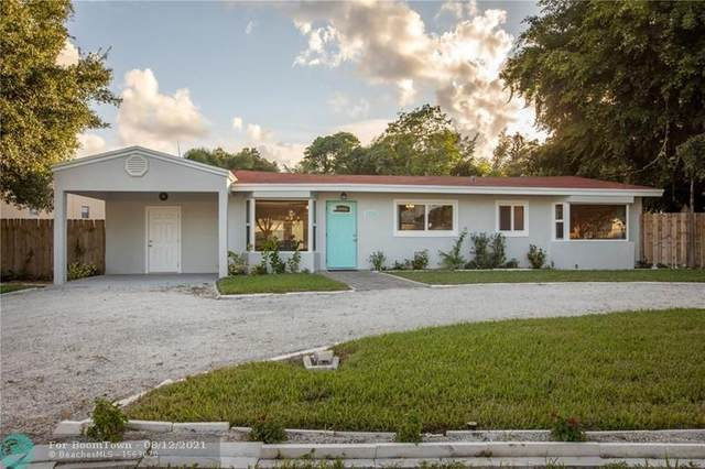 801 SW 20th Ave, Fort Lauderdale, FL 33312 (#F10296278) :: The Reynolds Team | Compass