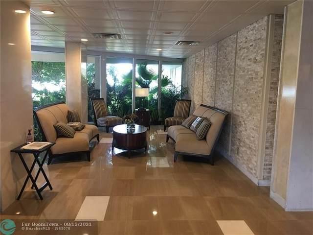 3200 NE 36th St #719, Fort Lauderdale, FL 33308 (MLS #F10296304) :: Green Realty Properties