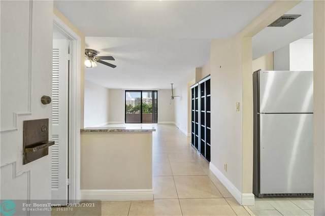 2500 Parkview #402, Hallandale Beach, FL 33009 (#F10296434) :: The Power of 2   Century 21 Tenace Realty