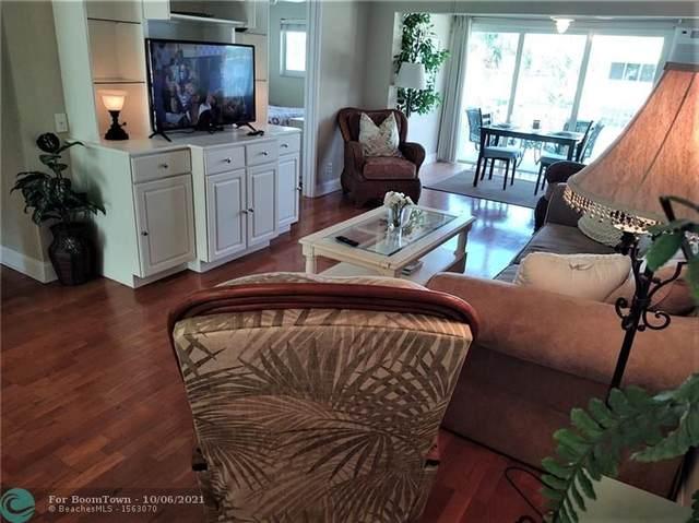 3216 SE 12th St #19, Pompano Beach, FL 33062 (MLS #F10296619) :: Green Realty Properties