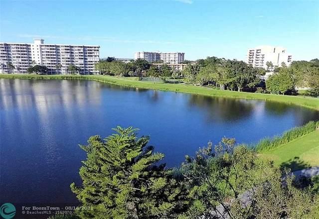 2751 N Palm Aire Dr #101, Pompano Beach, FL 33069 (#F10296649) :: Heather Towe | Keller Williams Jupiter